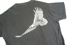 New listing Vintage 90s Winson Cigarettes Eagle T Shirt Faded Thrashed Distressed Mens Xl