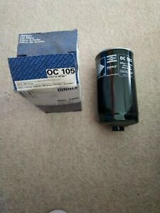 New Genuine Mahle Oil Filter OC105 Fits Volvo & Volkswagen VW T4 2.5 #4