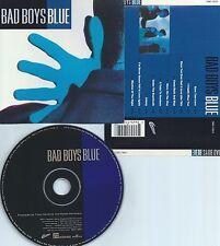 BAD BOYS BLUE-BAD BOYS BLUE (THE BEST OF)-1993-USA-CD-MINT-