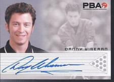 2008 PBA Bowling Autograph Danny Wiseman