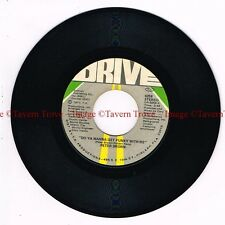 """DRIVE 6258 Peter Brown– Do Ya Wanna Get Funky With Me VG/VG+ 7"""" EP"""