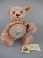 Steiff Teddy Mutter 654558 - komplett mit KFS - US Version für Danbury Mint (85)