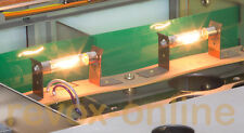 2 Soffitten-Lämpchen 36V, 1 Satz Lampen für Studer Revox B261, Neuware