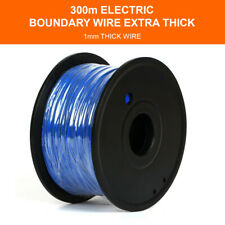 300m Wire Hidden Underground Electric Dog Fence Collar Invisible Fencing Tp16