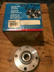 1990-1998 Saab 9000 1991 1992 1993 Centric Front Wheel Hub Assembly For 1988