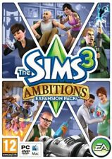 The Sims 3  Ambitions  PC Mac DVD