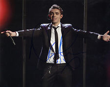 GFA The Wanted Singer * NATHAN SYKES * Signed 8x10 Photo EJ2 COA