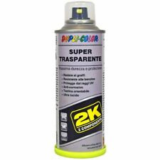 VERNICE SPRAY SUPER TRASPARENTE 2K DUPLI COLOR 160ml BICOMPONENTE AUTO