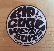 Rip Curl Sticker 6 Inches diameter - LARGE