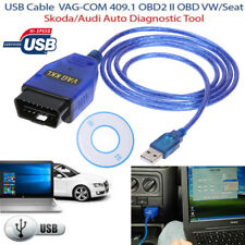 409.1 Cable OBD2 VAG COM Diagnostic OBD Scanner Cable for VW/Audi Seat VCDS Cars