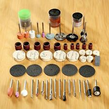 100pcs Rotary Power Tool Accessory Bit Set 1/8