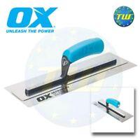OX Pro 11in UltraFLEX Trowel - Super Flexible Stainless Steel Plastering Tools O