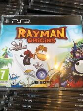 PS3 Rayman Origins Promo Game (Full Promotional Game) Ubisoft PAL