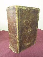 1834 KJV Polyglot Bible