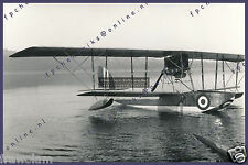 MACCHI L3 FLYING BOAT -  FACTORY STAMPED ORIGINAL VINTAGE PHOTO 11x16cm