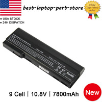New Replacement Laptop Battery 9-Cell For HP EliteBook 8460p 8460w 8470p 8470w