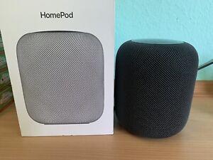 🍎 Apple HomePod Spacegrau NEU 🍎