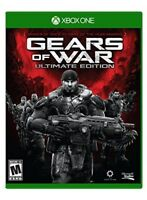 XBOX ONE XB1 GAME GEARS OF WAR ULTIMATE EDITION BRAND NEW AND SEALED