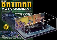 Batman Automobiles No 68: Legends Of The Dark #204 Batmobile Eaglemoss