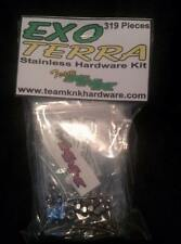 Axial Exo Terra Stainless Steel Hardware Kit 319 pcs Team KNK Hardware