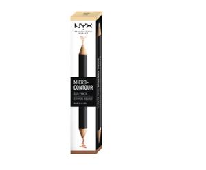 Nyx Cosmetics MICRO-CONTOUR DUO PENCIL W3221 Free Shipping Brand New