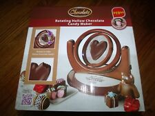 Rotating Hallow Chocolate Candy Maker