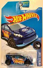 Hot Wheels Race Team Ford Fiesta 1/64
