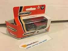 Matchbox * #13 FORD * BLACK * OPENED BOX *  A3