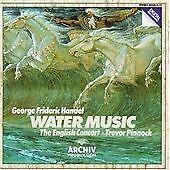 George Frederick Handel - Water Music (Pinnock/English Consort) (CD 1983)