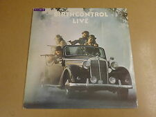 KRAUTROCK LP WITH MERCEDES CAR ON COVER / BIRTHCONTROL - LIVE