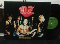 OZ III Warning LP RARE METAL ORIGINAL 1984 COMBAT RECORDS NEAR MINT VINYL