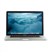 "Apple MacBook Pro 15"" Quad-Core i7 Turbo - Up to 2TB SSD H & 16GB RAM PRE-Retina"