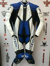 Berik kangaroo 1 Piece race leather suit with hump uk 46 euro 56