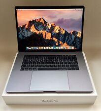 "Apple MacBook Pro A1707 15.4"" 1TB, 16GB RAM, TouchBar, Space Grey- MINT"