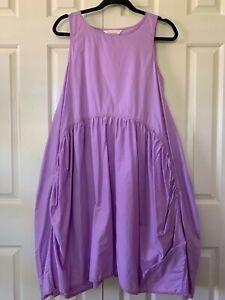 Gorman Tulip Dress in Lilac Size 8