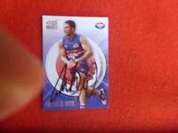MATTHEW BOYD PERSONALLY HAND SIGNED AFL SELECT INFINITY 2011 TRADE CARD