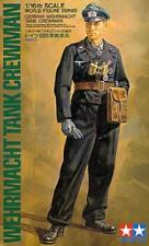 Tamiya 1/16 Wehrmacht Tank Crewman # 36301