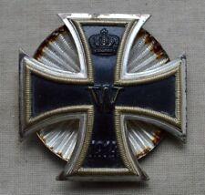 Eisernes Kreuz 1.Klasse 1914 Sternenschraubscheibe W.Deumer vor1945 original TOP
