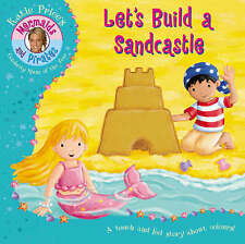 Katie Price's Mermaids and Pirates Let's Build a Sandcastle - A Touch and Feel B