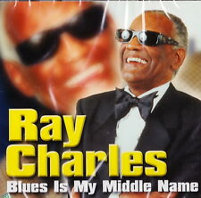 Ray Charles - Blues Is My Middle Name - CD - Neu und originalverpackt in Folie