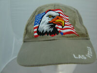 Las Vegas eagle baseball cap hat adjustable