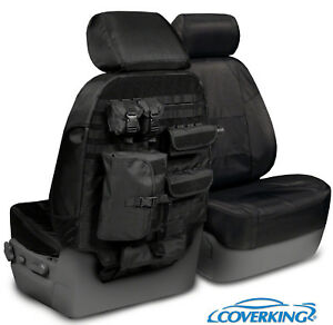 CORDURA BALLISTIC Tactical Front Seat Covers Made for 2005 to 2007 Hummer H2 SUT
