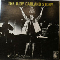 """THE JUDY GARLAND STORY - The Star Years - MGM E3989P - 12 """" LP (Y2000)"""