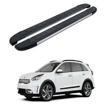 FIT FOR KIA NIRO RUNNING BOARD SIDE STEP NERF BAR 2017-UP