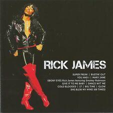 Rick James     - Icon  new cd