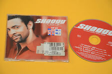 CD SINGOLO (NO LP ) SHAGGY IT WASN'T ME