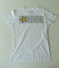 """ROCKSTAR ENERGY DRINK """"CAIA"""" LADIES / WOMENS T SHIRT ALL SIZES /ONE INDUSTRIES"""