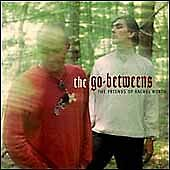 THE GO BETWEENS  The Friends of Rachel Worth NEAR MINT CD oop rare