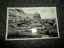 Carpet Gardens, Eastbourne, Sussex (175)  ~ Vintage Postcard ~ Unused