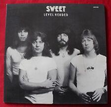 Sweet, level headed, LP - 33 tours France